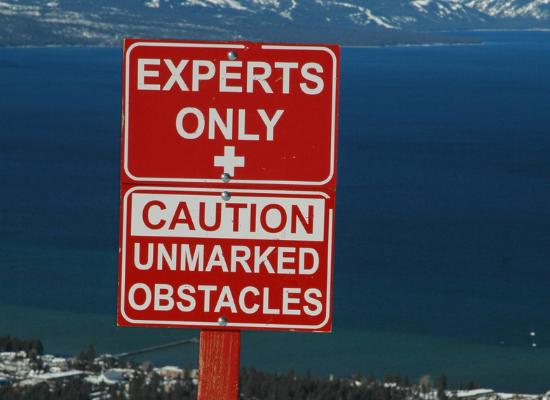Positioneren als expert: een strategie voor drukke markten